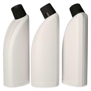 Multi Flacon WC HDPE Blanc
