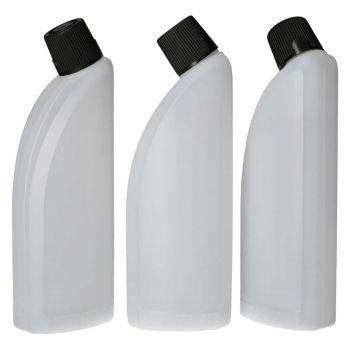 Multi Fles WC HDPE Wit