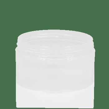 250 ml pot Frosted sharp PP naturel