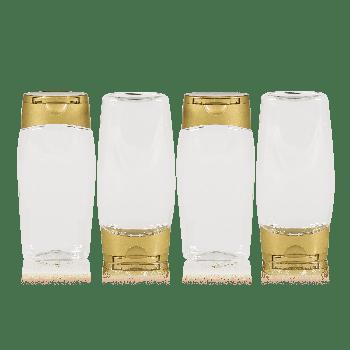 Honing PET transparent